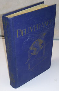 1926 Old BIBLE DELIVERANCE WATCH TOWER
