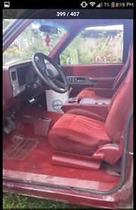93 6.5 chev diesel