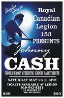 CASH - World's Most Authentic Johnny Cash Tribute