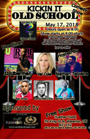 FREE COMEDY SHOW May 17th everyone welcome!