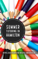 All-Ages Summer Tutor: ESL, Writing, General Elementary