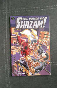 Power of Shazam TBP (near mint)