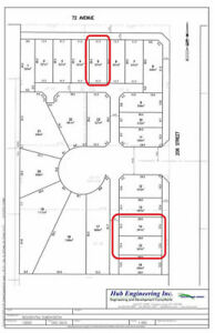 Lots for Sale - Langley, Willoughby (Central Gordon)- 16 RCL(B)