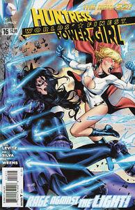 Worlds' Finest Huntress*Power Girl (2013-2014)