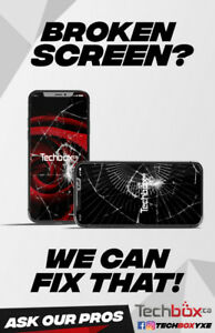 SMARTPHONE SCREEN REPAIR AND SERVICES - APPLE, SAMSUNG + MORE