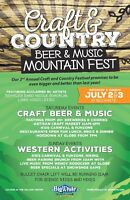 Craft and Country at Big White