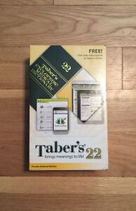 BRAND NEW IN BOX - Taber's Cyclopedic Medical Dictionary