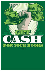 Get the MOST cash for your textbooks, more than your bookstore!