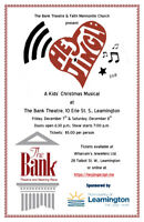 TBT & FMC Proudly Present Hey Jingle (a Kids' Christmas Musical)