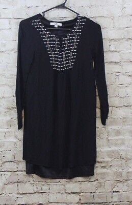 Ya Los Angeles Black Dress With Lining Size Small