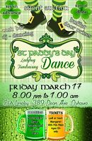 St. Paddy's Day Dance!