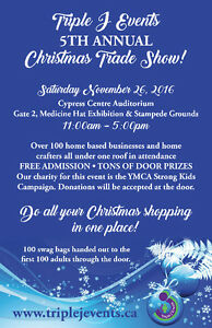 Triple J Events 5th Annual Christmas Trade Show