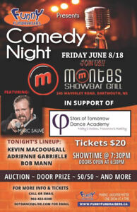 Funny Fundraiser - Comedy Night