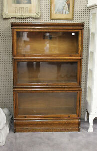 Antique Barrister's Bookcase!