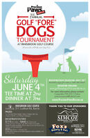 Golf Fore Dogs 2016!