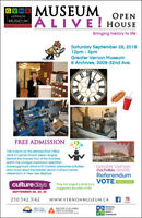 Museum Alive! Open House