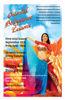 Oriental Bellydance Lesson - First Trial Class