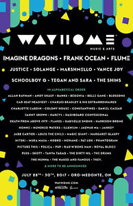 Wayhome 2017 wristbands for sale!!