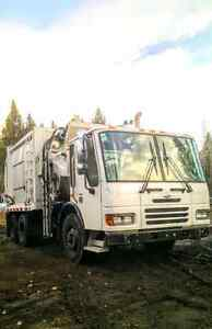 ***ONLY 18000KM***2005 Sterling Garbage Truck  Williams Lake Cariboo Area image 5