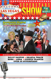 LAS VEGAS TO NASHVILLE SUPERSTARS SHOW