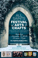 ALL SAINTS' FESTIVAL OF ARTS AND CRAFTS