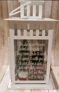Memorial Lanterns for lost loved ones