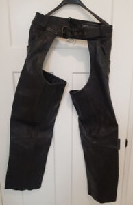 Cruise Safari Leather Chaps