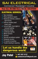 Electrician (Electrical Contractor)