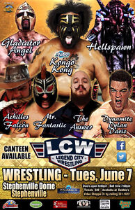 LCW At The Stephenville Dome