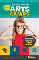 Drama for Kids Summer Camp for 6-8 and 9-11 years