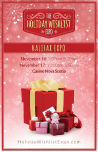FREE tickets to Holiday Wishlist Expo!
