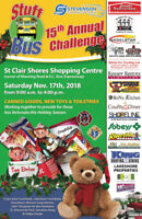 The 15th Annual Stuff the Bus Challenge