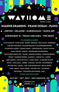 WAYHOME Festival - Weekend Pass - $270