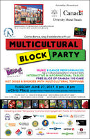 Multicultural Block Party