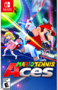 Mario Tennis Aces (Switch)