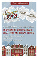 Sugar & Spice Holiday Market
