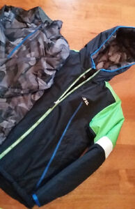 LONDON FOG 3-in-1 winter jacket EUC - size 16 Boys