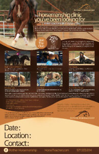 Steve Rother Horsemanship clinic, March 16-17-18, 2018