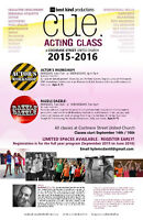 Acting / Musical Theatre classes