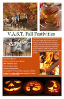Veterinarians Abroad Supporting & Teaching-Fall Festivities