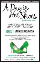 A Day in Her Shoes