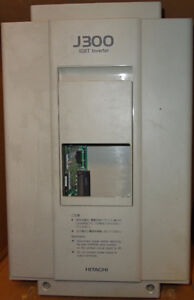 IGBT Inverter: Hitachi J300