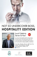 Not So Undercover Boss, Hospitality Edition