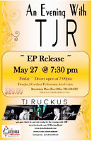 TJRUCKUS EP RELEASE PARTY