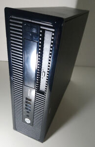 HP ProDesk 400 G1 i3 4130 3.4GHZ 4GB 320GB HDD