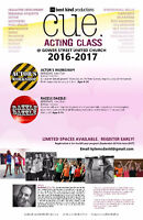 Acting and Musical Theatre classes for kids!