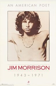 The Doors:  Jim Morrison Poster & Framed Picture & Book