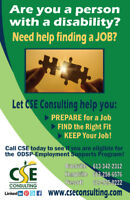 Need a Job?  ODSP - Employment Supports Program