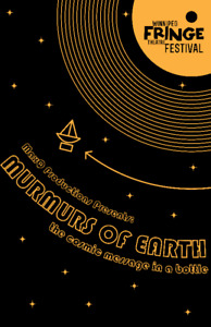 3 Male Actors Needed for Theatre Production: 'Murmurs of Earth'