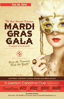 2nd Annual Mardi Gras Gala